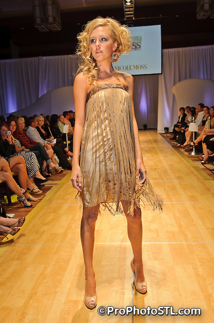 """The 2011 Greater St. Charles Fashion Week - day 3 - """"DESIGNER NIGHT"""" at Ameristar Conference Center on Aug 25, 2011."""