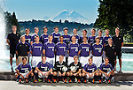 2011 UW Men's Soccer Team Photos