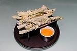 Asparagus Tempura, Sensi Restaurant, Las Vegas, Nevada