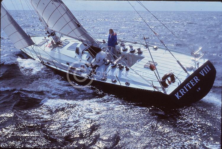 Route du Rhum 1982, Kriter VIII