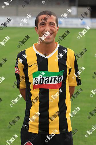 2010-06-21 / Voetbal / seizoen 2010-2011 / KFC Zwarte Leeuw / Kocak Nurulla..Foto: mpics