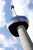 Nederland - Rotterdam - 26 maart 2018.  De Euromast.    Foto Berlinda van Dam / Hollandse Hoogte.