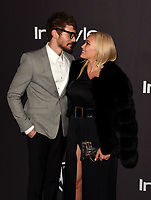 LOS ANGELES, CALIFORNIA - JANUARY 06: Matthew Koma and Hilary Duff attend the Warner InStyle Golden Globes After Party at the Beverly Hilton Hotel on January 06, 2019 in Beverly Hills, California. <br /> CAP/MPI/IS<br /> &copy;IS/MPI/Capital Pictures