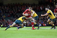 Pictured: Saturday 08 November 2014<br />