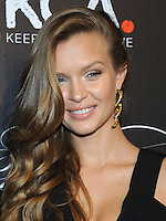 NEW YORK, NY - OCTOBER 19: Josephine Skriver attends Keep A Child Alive's Black Ball 2016 at Hammerstein Ballroom on October 19, 2016 in New York City. Photo by John Palmer/MediaPunch