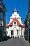 Katedra Zmartwychwstania Pańskiego i Św. Tomasza Apostoła. Zamość