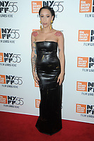 www.acepixs.com<br /> October 1, 2017  New York City<br /> <br /> Mela Murder attending 55th New York Film Festival 'The Florida Project' at Alice Tully Hall on October 1, 2017 in New York City.<br /> <br /> Credit: Kristin Callahan/ACE Pictures<br /> <br /> <br /> Tel: 646 769 0430<br /> Email: info@acepixs.com