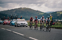 breakaway group consisting of TT masters Tony Martin (DEU/Katusha-Alpecin) &amp; Vasil Kiryienka (BLR/SKY) who're turning this stage into a serious pre-Worlds TT training and who are joined by James Shaw (GBR/Lotto-Soudal) &amp; Connor Swift (GBR/Madison-Genesis) in the proces<br /> <br /> Racing in/around Lake District National Parc / Cumbria<br /> <br /> Stage 6: Barrow-in-Furness to Whinlatter Pass   (168km)<br /> 15th Ovo Energy Tour of Britain 2018