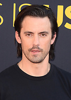 "HOLLYWOOD- SEPTEMBER 26:  Milo Ventimiglia at the premiere of NBC's ""This Is Us"" Season 2 at NeueHouse Hollywood on September 26, 2017 in Hollywood, California. (Photo by Scott Kirkland/PictureGroup)"