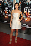 "LOS ANGELES, CA. - June 17: Julia Jones arrives at the ""Jonah Hex"" Los Angeles Premiere at ArcLight Cinemas Cinerama Dome on June 17, 2010 in Hollywood, California."