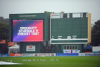 130318 International Test Cricket - NZ Black Caps v England