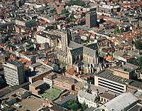 September 1997. Sint-Jacobskerk in Antwerpen.