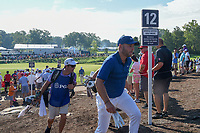 Jordan Smith (ENG) heads to 12 during 1st round of the 100th PGA Championship at Bellerive Country Cllub, St. Louis, Missouri. 8/9/2018.<br /> Picture: Golffile | Ken Murray<br /> <br /> All photo usage must carry mandatory copyright credit (© Golffile | Ken Murray)