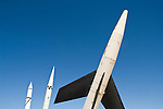 Rocket and missile museum--Redstone, Sargent, Lacross missiles