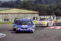 1993 British Touring Car Championship. #5 Andy Rouse (GBR). Team Mondeo. Ford Mondeo Si.