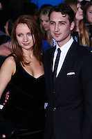 """WESTWOOD, LOS ANGELES, CA, USA - MARCH 18: Emily Berrington, Ben Lloyd-Hughes at the World Premiere Of Summit Entertainment's """"Divergent"""" held at the Regency Bruin Theatre on March 18, 2014 in Westwood, Los Angeles, California, United States. (Photo by David Acosta/Celebrity Monitor)"""