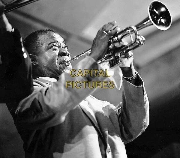 LOUIS ARMSTRONG .*Filmstill - Editorial Use Only*.CAP/PLF.Supplied by Capital Pictures.