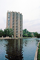 Reston:  Highrise, Lake Anne Village.