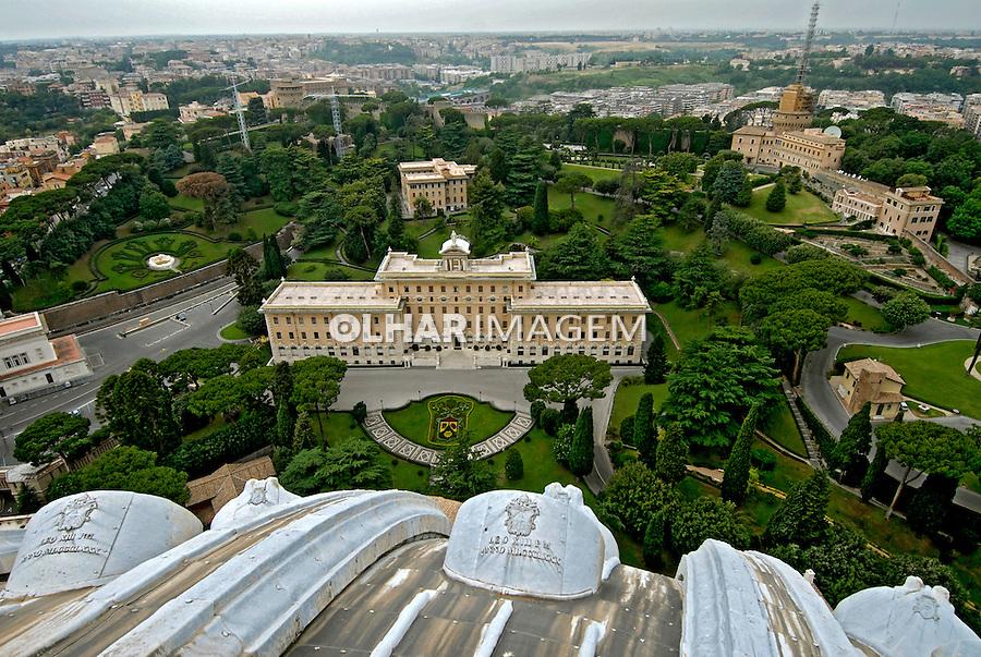 Residencia do Papa no Vaticano. Roma. Itália. 2006. Foto de Luciana Whitaker.