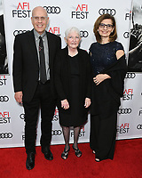 "20 November 2019 - Hollywood, California - Watson Bryant Jr., Barbara ""Bobi"" Jewell,. 2019 AFI Fest - ""Richard Jewell"" Los Angeles Premiere<br />  held at TCL Chinese Theatre. Photo Credit: Birdie Thompson/AdMedia"