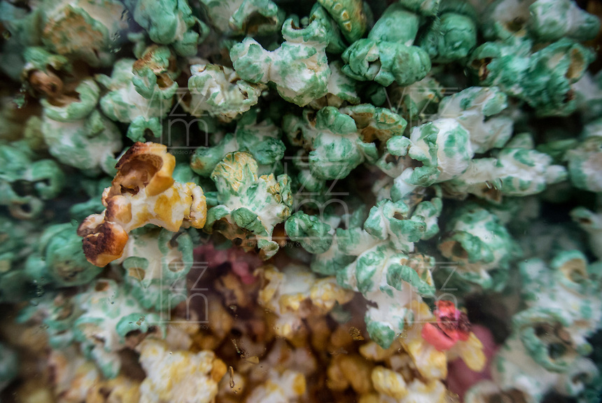 Maiz Pira de Colores. / Por Corn of Colors. Photo: VizzorImage/ Gabriel Aponte / Staff