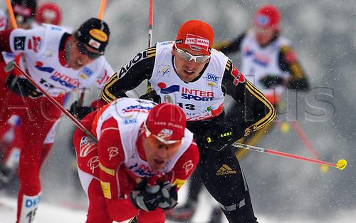 03 01 2010 Nordic Skiing Oberhof 03 01 2009 Nordic Combination Cross-country skiing Bill Demong USA .