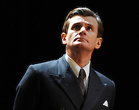 London - Charles Edwards - 'The King's Speech' photocall at Wyndham's Theatre, London - March 26th 2012..Photo by Bob Kent.