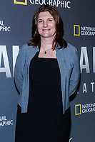 "NEW YORK - APRIL 9: Jeanmarie Condon, SVP, Content Development, ABC News attends National Geographic's ""America Inside Out with Katie Couric"" Premiere Screening at the Titus Theater at MOMA on April 9, 2018 in New York City. ""America Inside Out with Katie Couric"", a new six-part documentary series, follows Couric as she travels the country to talk with the people bearing witness to the most complicated and consequential questions in American culture today. The weekly series premieres Wednesday, April 11, 2018, at 10/9c and will air globally on National Geographic.(Photo by Anthony Behar/National Geographic/PictureGroup)"