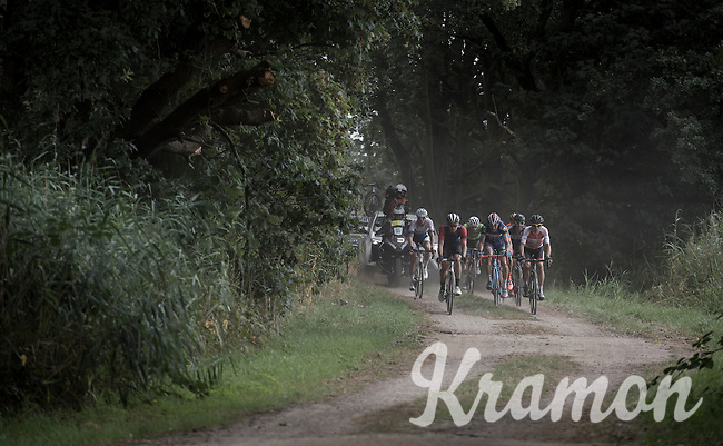 the lead group<br /> <br /> 91st Schaal Sels 201691th Schaal Sels 2016