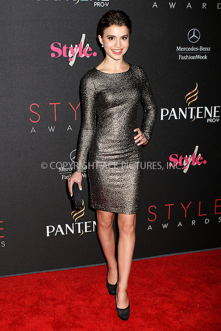 WWW.ACEPIXS.COM....September 5, 2012, New York City, NY.......Sami Gayle arriving at the 9th Annual Style Awards at Lincoln Center on September 5, 2012 in New York City.........By Line: Nancy Rivera/ACE Pictures....ACE Pictures, Inc..Tel: 646 769 0430..Email: info@acepixs.com