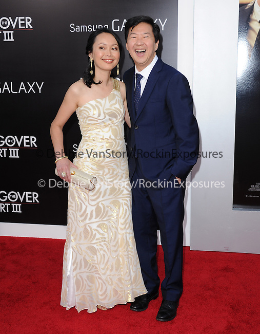 Ken Jeong at The Warner Bros. Pictures' L.A Premiere of  THE HANGOVER: PART III held at The Westwood Village Theater  in Westwood, California on May 20,2013                                                                   Copyright 2013 © Hollywood Press Agency