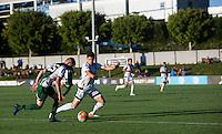 Carson, CA - July 14, 2016: The U-17/18 Vancouver Whitecaps defeat Players Development Academy (PDA) U-17/18 4-1 in a 2016 U.S. Soccer Development Academy Semi Final game at StubHub Center.