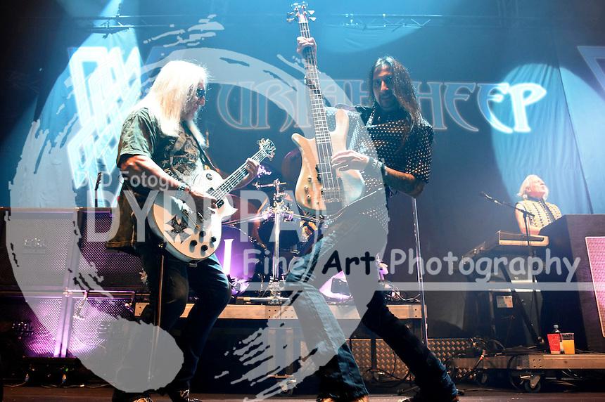 Konzert Von Uriah Heep In Muumlnchen Wwwdydfotografoscom