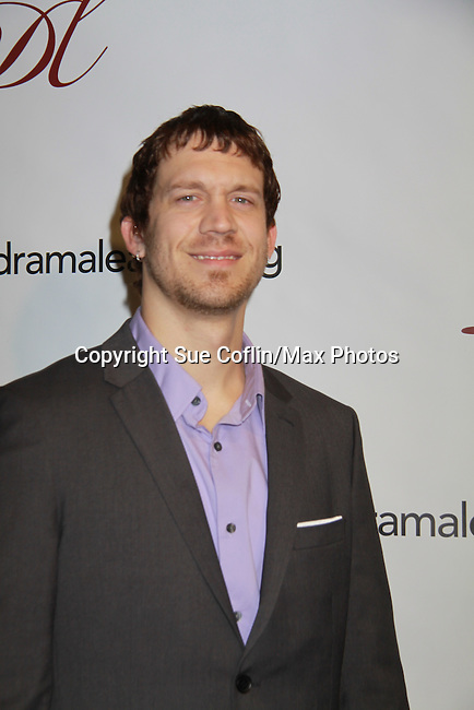 Russell Harvard - The 78th Annual Drama League Awards on May 18, 2012 at The New York Marriott Marquis, New York City, New York.(Photo by Sue Coflin/Max Photos)