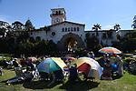 West Coast Symphony at the Santa Barbara Courthouse