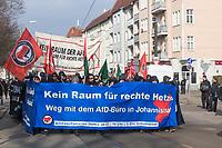 18-03-24 Antifa-Demo gegen AfD in Johannisthal