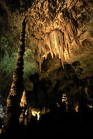 Carlsbad Caverns, New Mexico.
