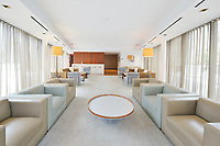 Lounge at 1 Wall Street Court