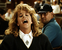 When Harry Met Sally... (1989) <br /> Meg Ryan <br /> *Filmstill - Editorial Use Only*<br /> CAP/KFS<br /> Image supplied by Capital Pictures
