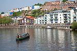 Floating harbour, Hotwells, Bristol