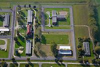 JVA Hahnoeversand: EUROPA, DEUTSCHLAND, HAMBURG, (EUROPE, GERMANY), 28.09.2014: Hahnoeversand Justizvollzugsanstallt