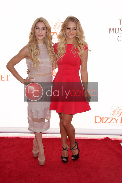 Allison Holker, Mollee Gray<br />