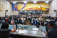 10SEPT18 Sesión Extraordinaria (Foto:Comsocialcongreson)