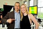 Danny Meyer and Kate Foley at the Taste of the Nation, NYC .May 23, 2011.