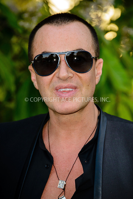 WWW.ACEPIXS.COM<br /> <br /> July 2 2015, New York City<br /> <br /> Julien Macdonald arriving at The Serpentine Gallery summer party at The Serpentine Gallery on July 2, 2015 in London, England<br /> <br /> By Line: Famous/ACE Pictures<br /> <br /> <br /> ACE Pictures, Inc.<br /> tel: 646 769 0430<br /> Email: info@acepixs.com<br /> www.acepixs.com
