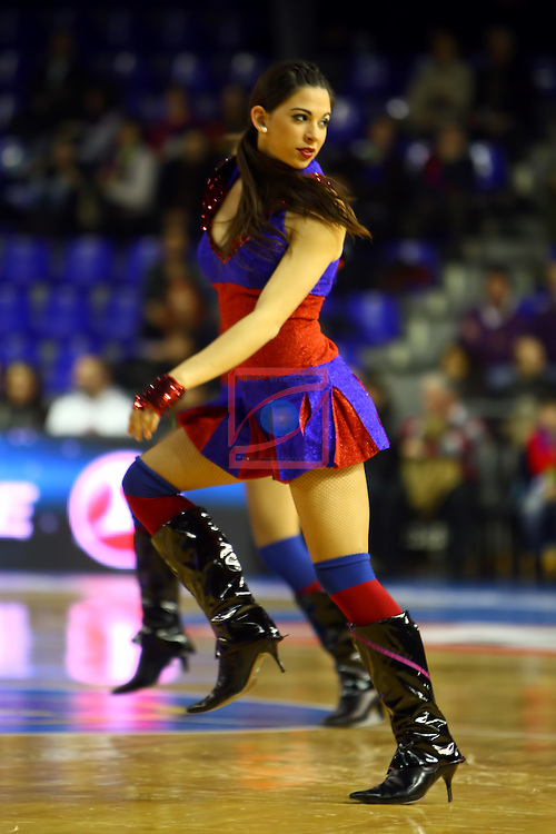 Cheerleaders Regal FC Barcelona
