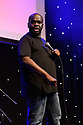 Gilded Balloon Press Launch 2019 at the Edinburgh Festival Fringe. The Gilded Balloon presents a showcase of a number of productions and acts to launch their Fringe 2019, Teviot Row House, Bristo Square, Edinburgh. Picture shows: Daliso Chaponda