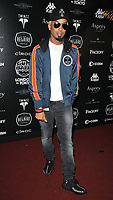 Dallas Austin at the 2018 Gumball 3000 Rally launch party, Proud Embankment, Victoria Embankment, London, England, UK, on Saturday 04 August 2018.<br /> CAP/CAN<br /> &copy;CAN/Capital Pictures