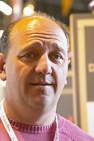 Robert Pouderoux, owner winemaker. Domaine Pouderoux. Roussillon, France
