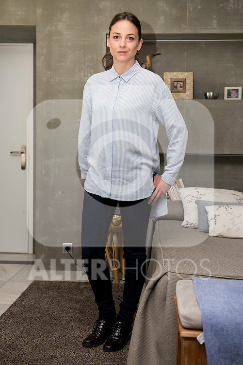 "Leonor Watling during the presentation of ""Pulsaciones"" the new prime time serie of Antena 3 tv in Madrid. May 03, 2016. (ALTERPHOTOS/Borja B.Hojas)"